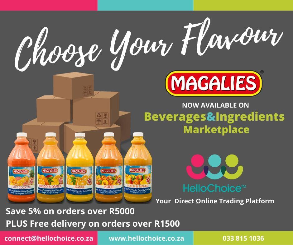 Magalies Juices