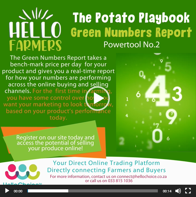 Green Numbers Report