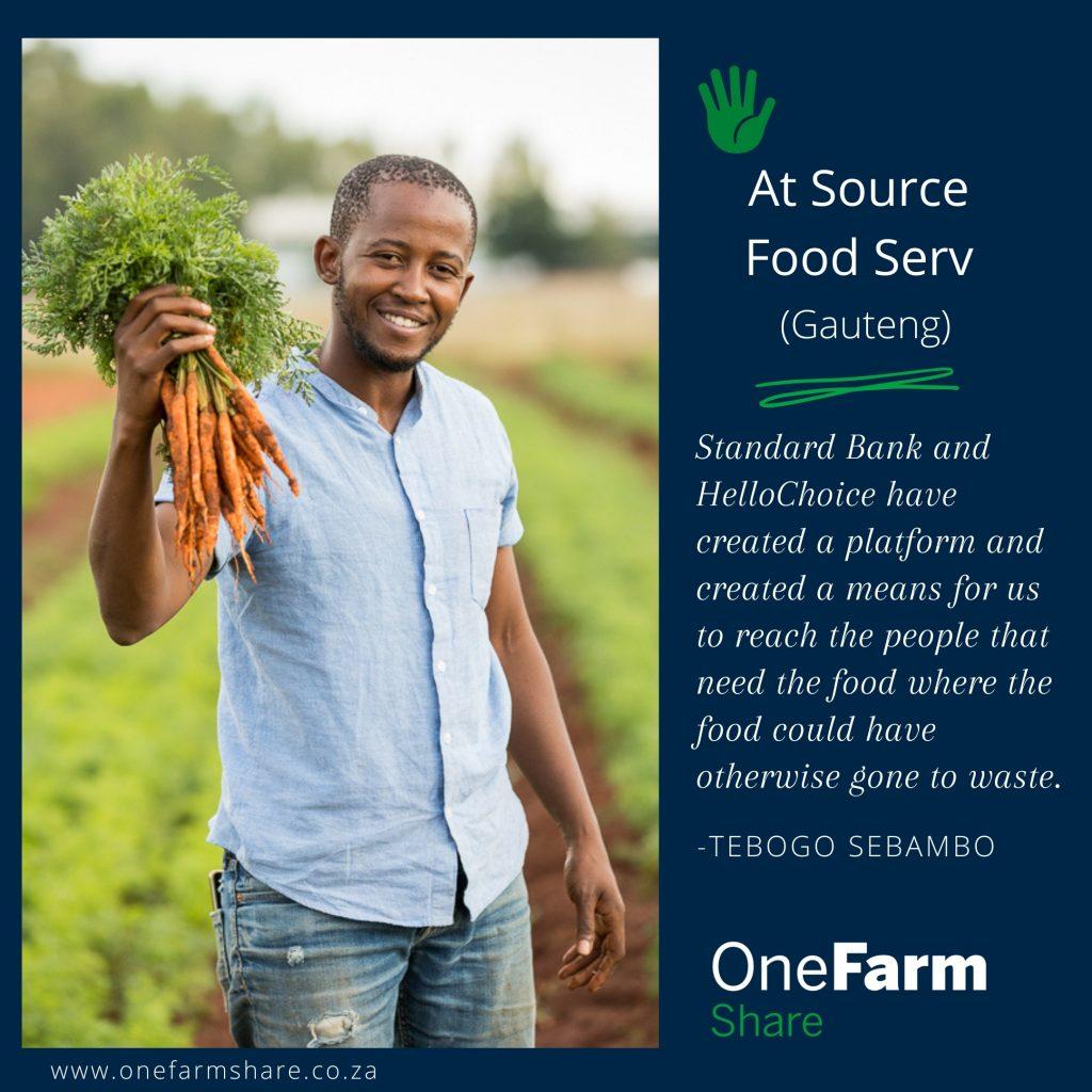 At Source Food Serv
