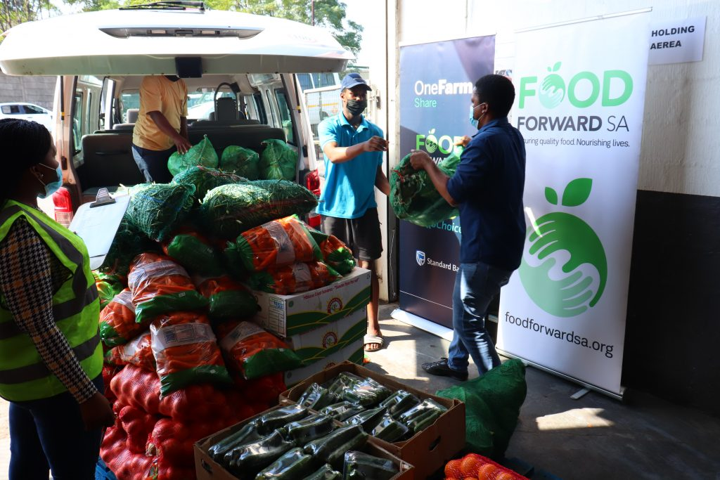 Collaborative consensus: OneFarm Share goes beyond providing a food security programme
